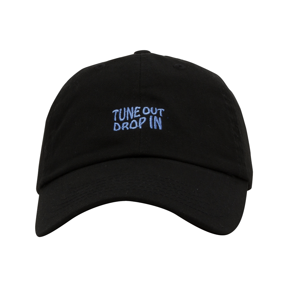 Skate Hippie Hat Black