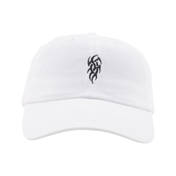 Tribal Tat Hat White