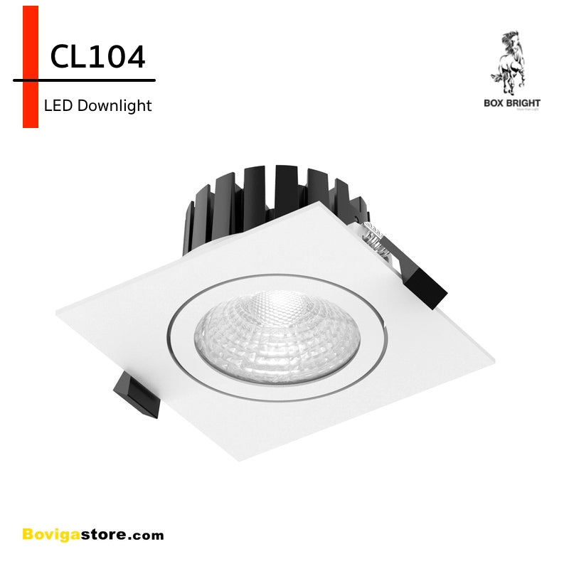 CL104 | LED Recessed Downlight