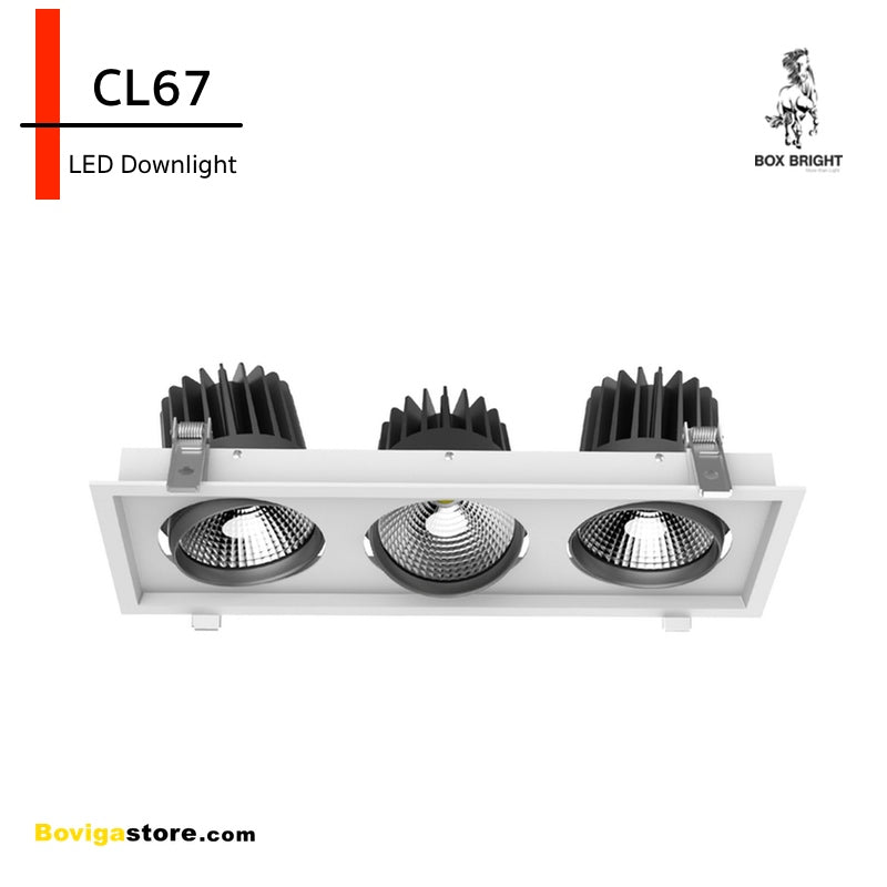 CL67 | LED Recessed Downlight
