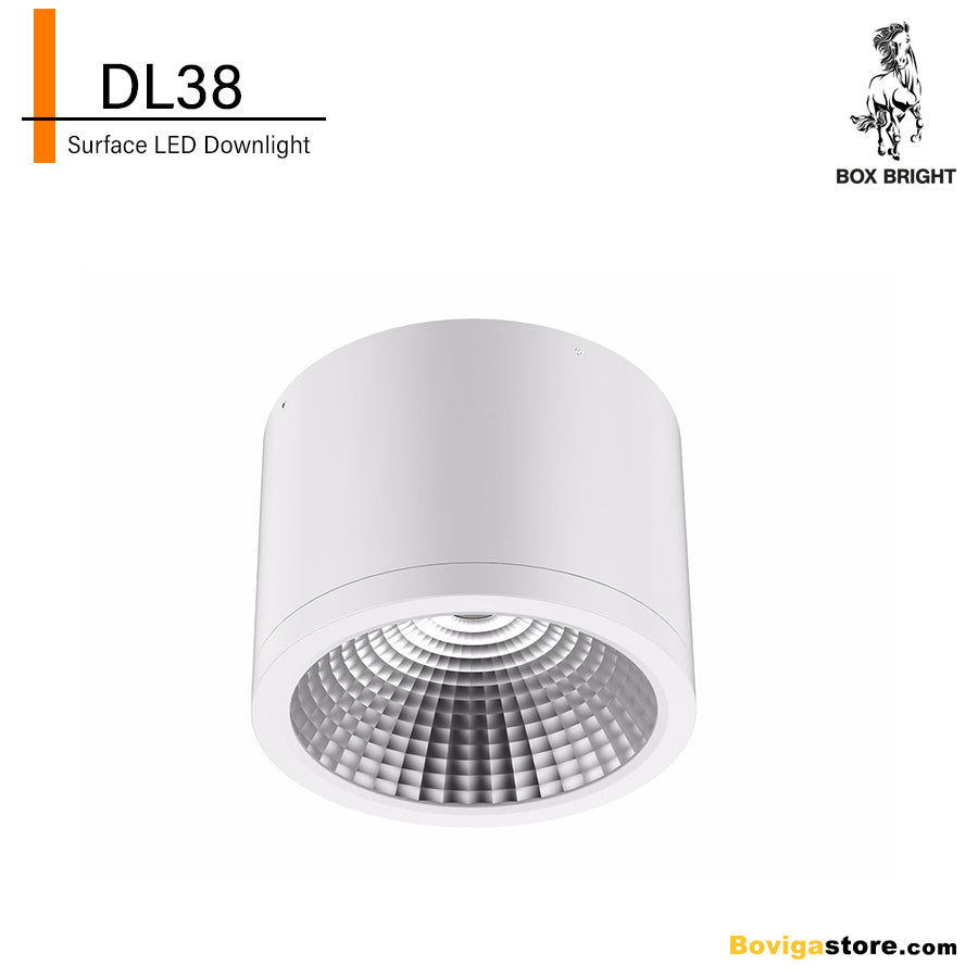 DL38 |  LED Surface Downlight
