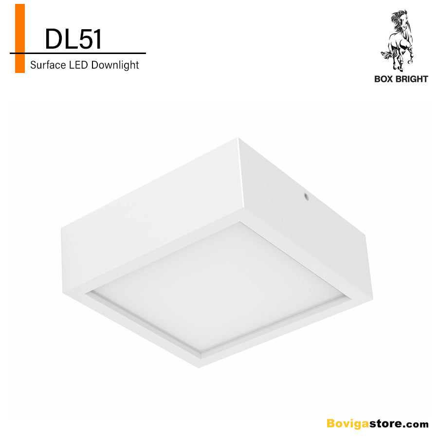 DL51 | LED Surface Downlight