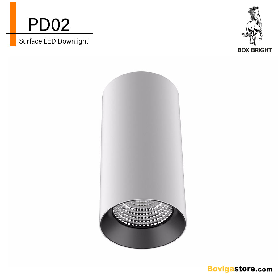 PD02 | LED Surface Downlight