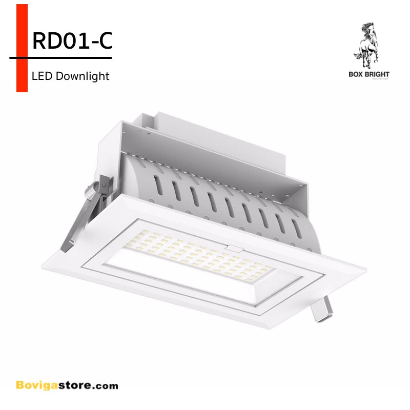 RD01-C | LED Recessed Downlight