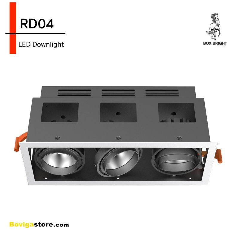 RD04 | LED Recessed Downlight