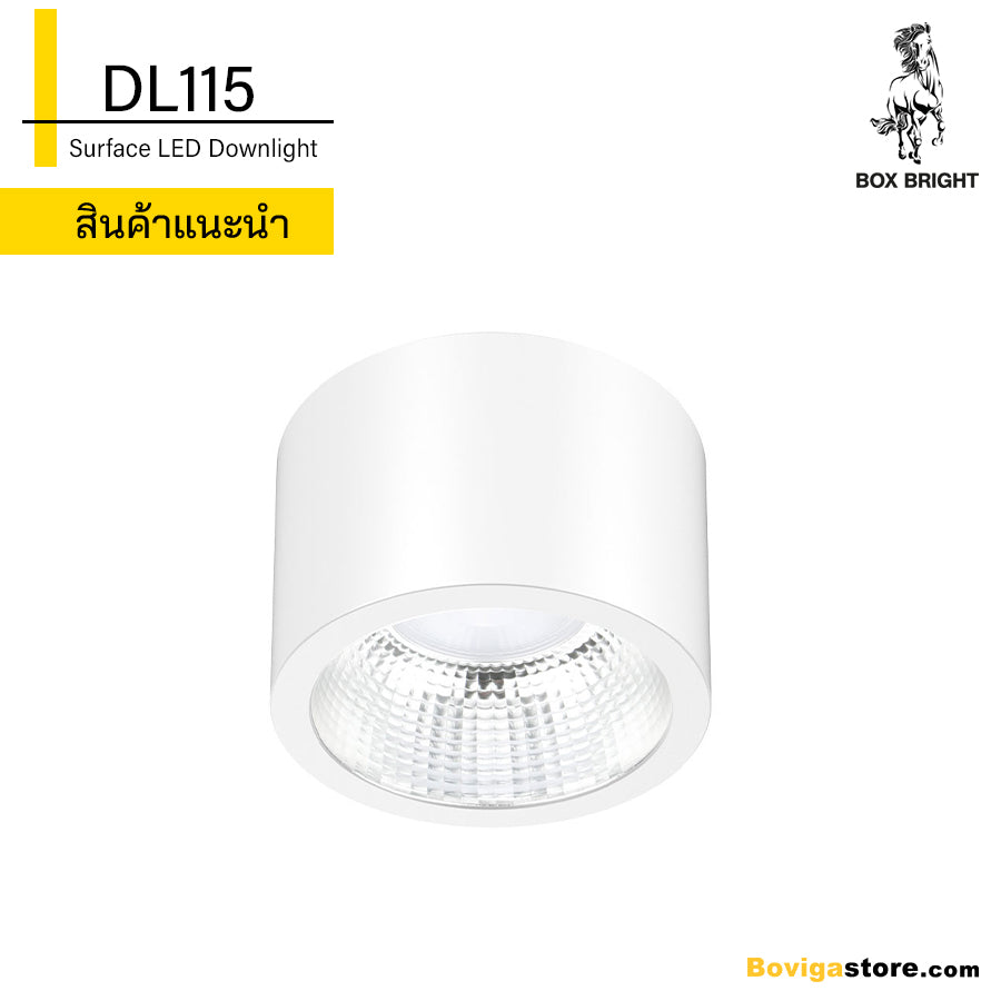 DL115 | LED Surface Downlight