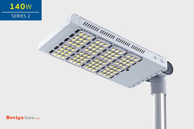 โคมไฟถนน LED 140W รุ่น Series 2 แบรนด์ BOX BRIGHT ~ LED Street Light 140W Series 2 BOX BRIGHT