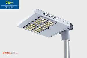 โคมไฟถนน LED 70W รุ่น Series 2 แบรนด์ BOX BRIGHT ~ LED Street Light 70W Series 2 BOX BRIGHT
