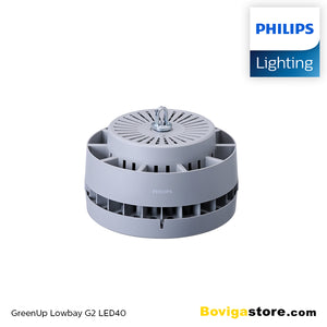 GreenUp Lowbay G2 BY288P LED40/NW PSU EN