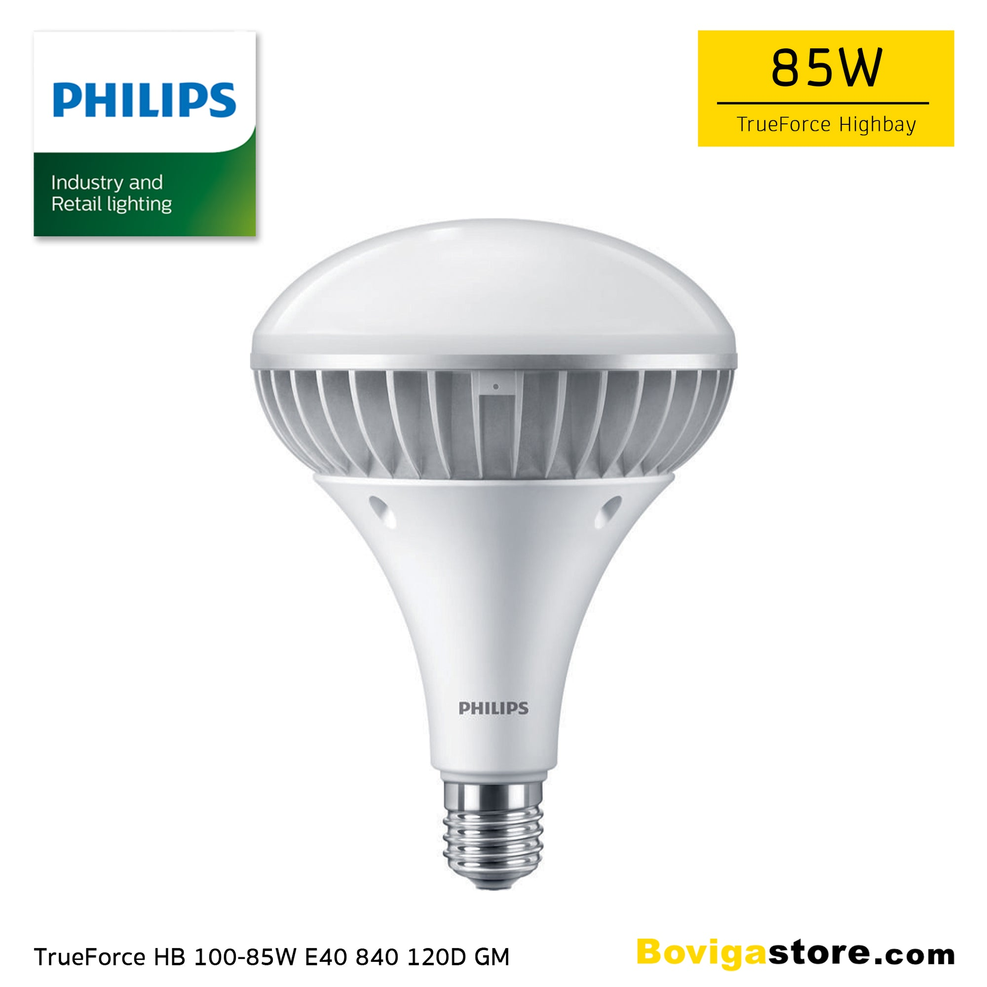 TrueForce LED 100-85W E40 840 120D GM