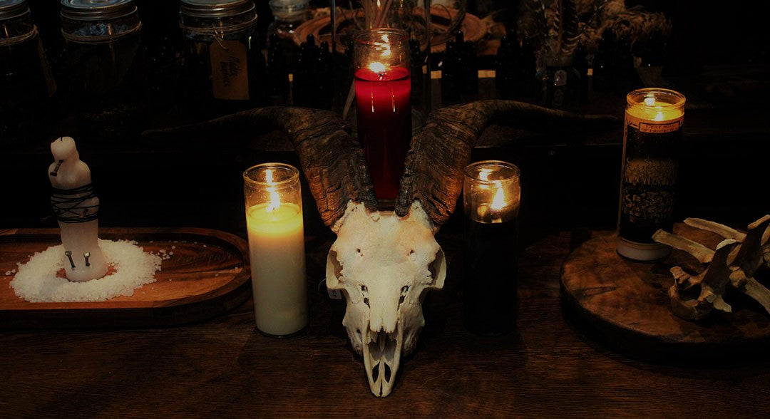 Elfhame is a traditional witchcraft store based in Olinda, Melbourne. Stocking herbs and resins, conjure oils, incense, voodoo and hoodoo items, ritual supplies, ritual tools, divination tools and other witchcraft items.