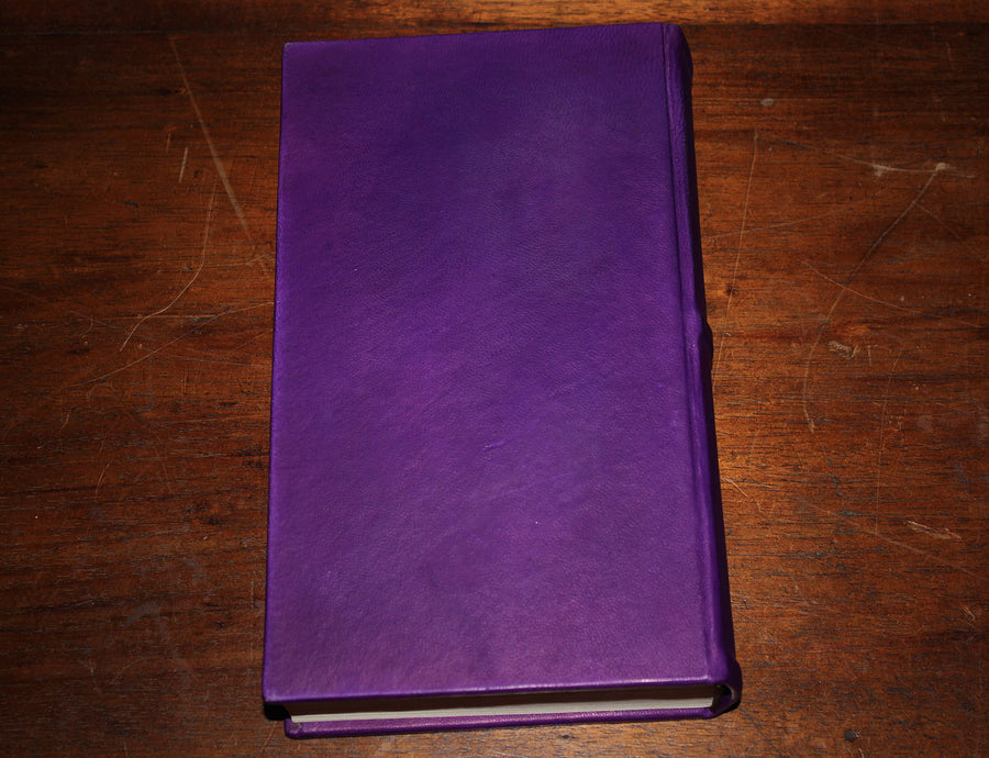 Pentacle Journal (Purple BOS2)