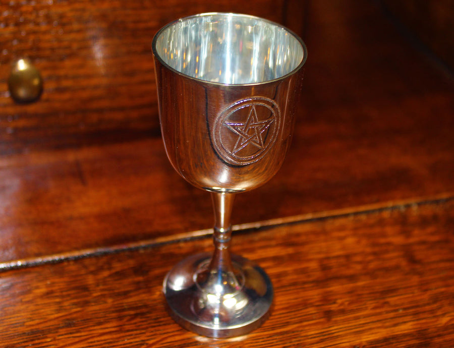 Chalice, Pentacle (small)