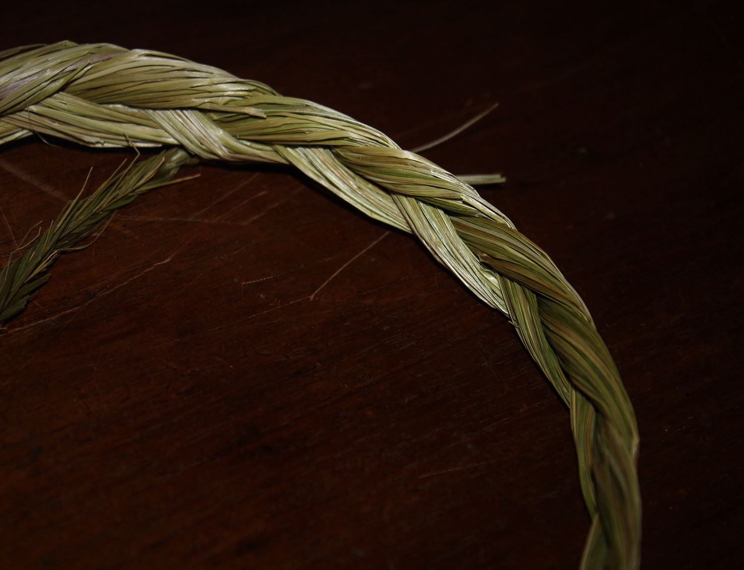 Sweetgrass Braid