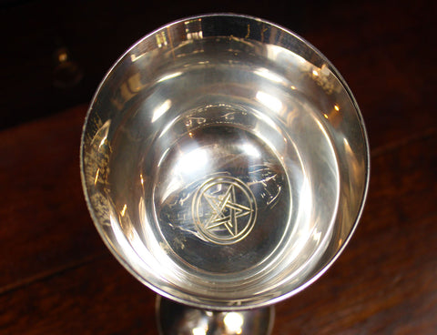 Chalice, Pentacle (x-large)