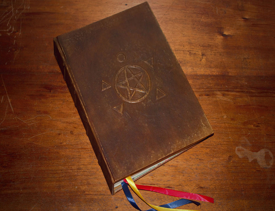 Pentacle & Elements Book of Shadows