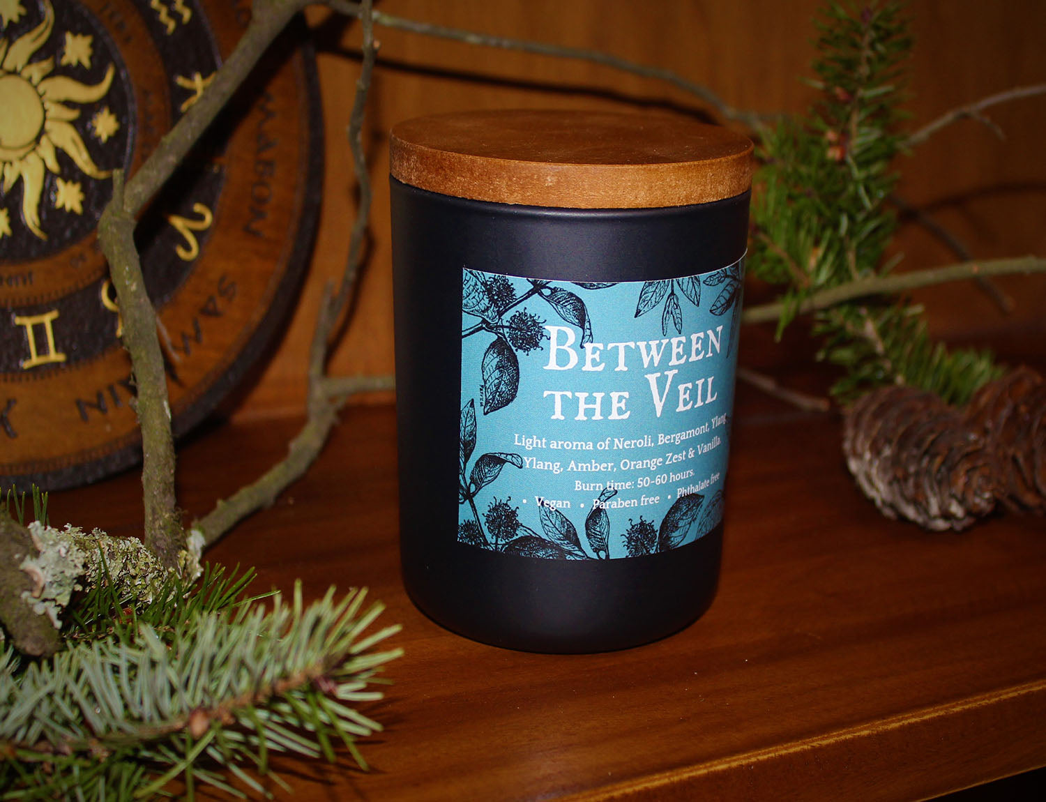 Between the Veil, Ritual Scent Candle