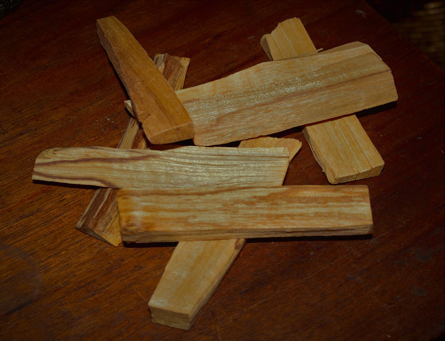 Palo Santo Smudge Stick (Ethically Sources)