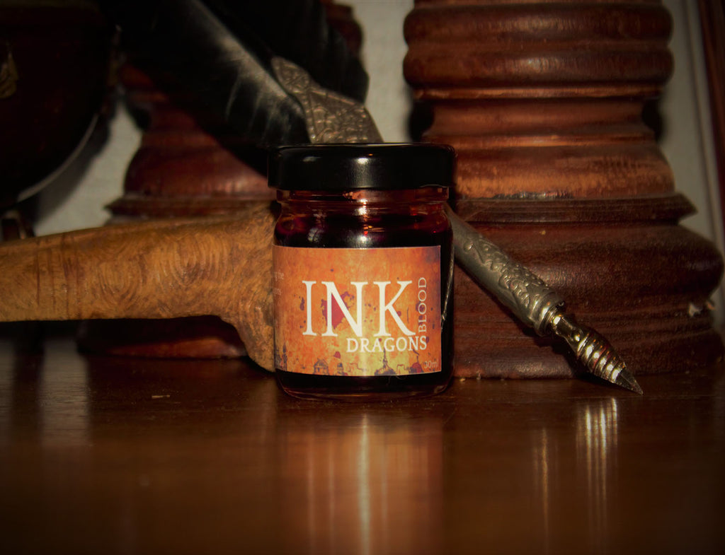 Ink, Dragons Blood