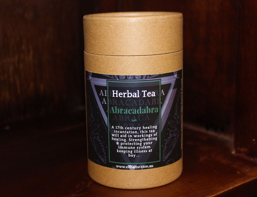 Abracadabra, Herbal Tea