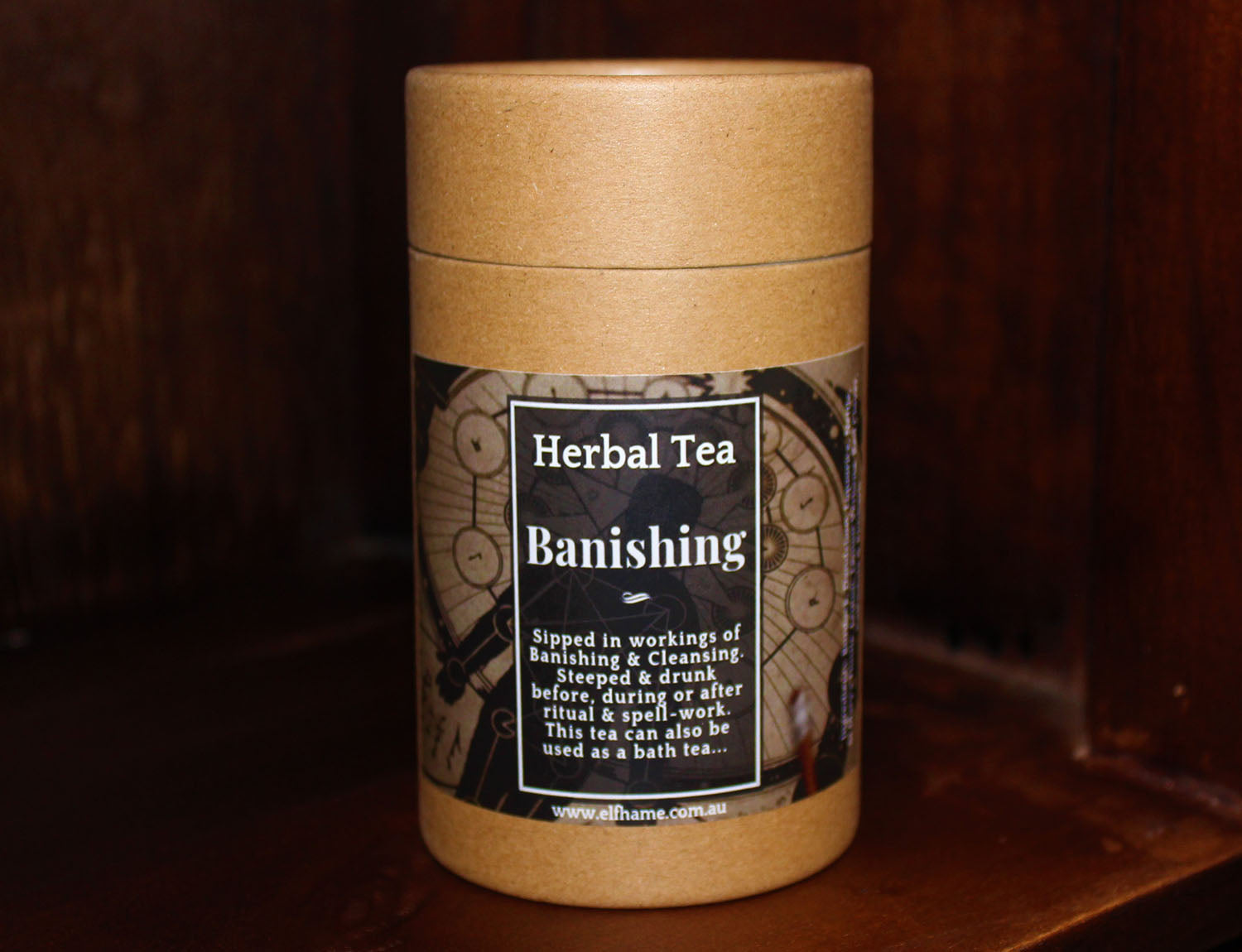Banishing, Herbal Tea