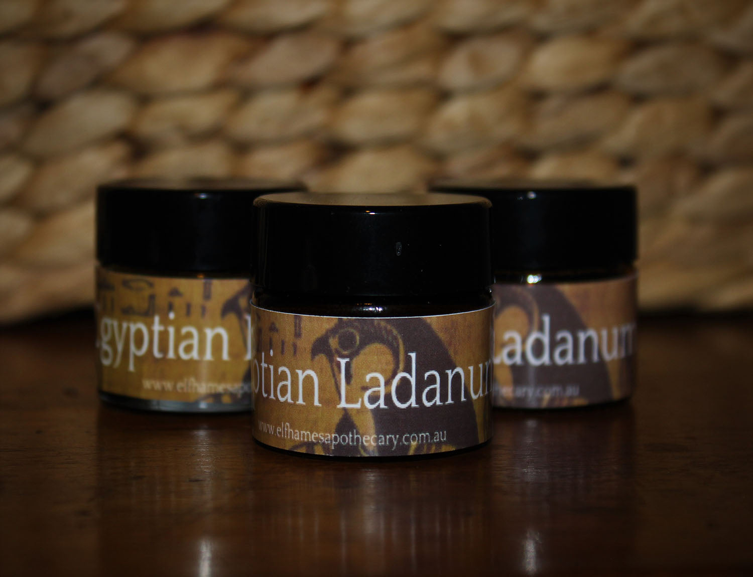 Egyptian Ladanum (Liquid Resin)