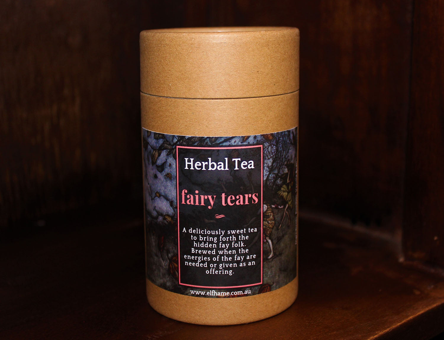 Fairy Tears, Herbal Tea