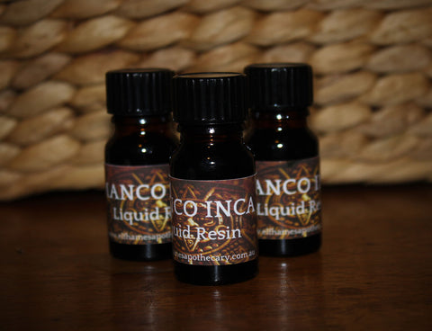 Manco Inca (Liquid Resin)