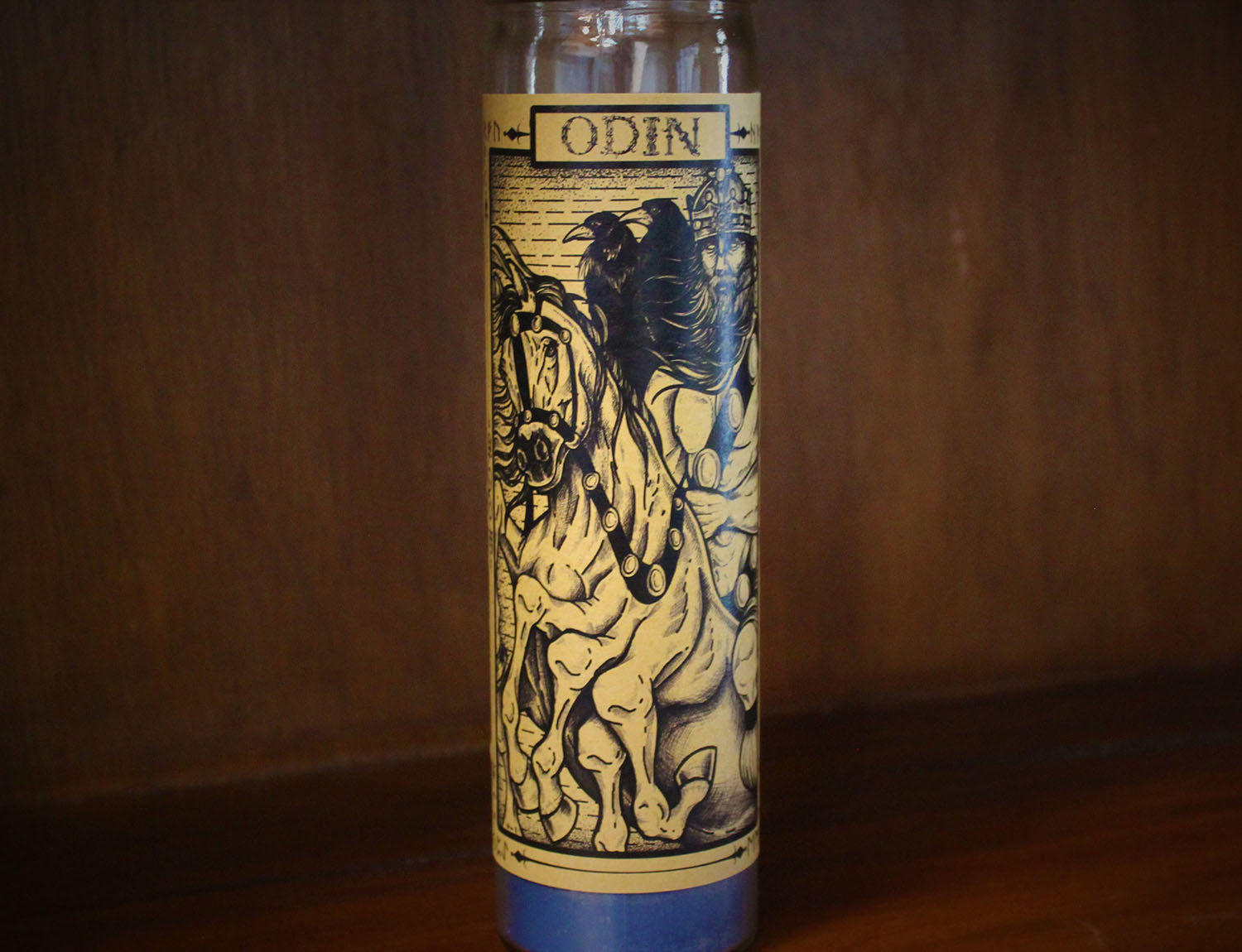 Odin, Devotional Candle
