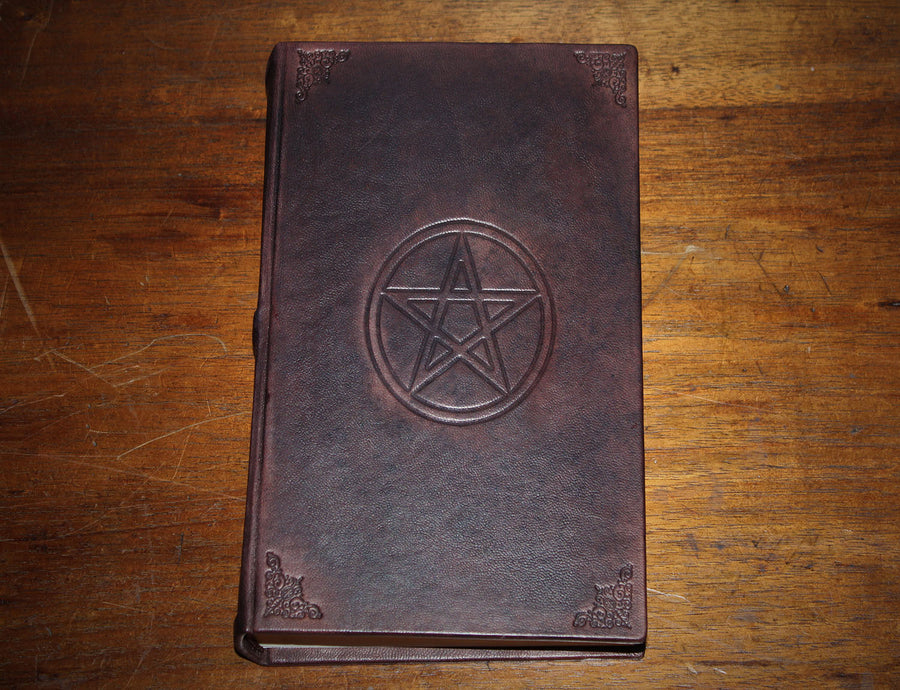 Pentacle Journal (Brown BOS2)