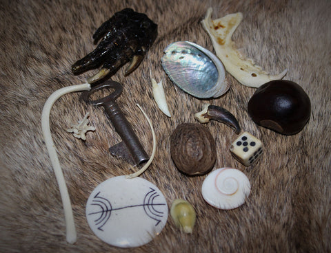 Sangoma Divination Set