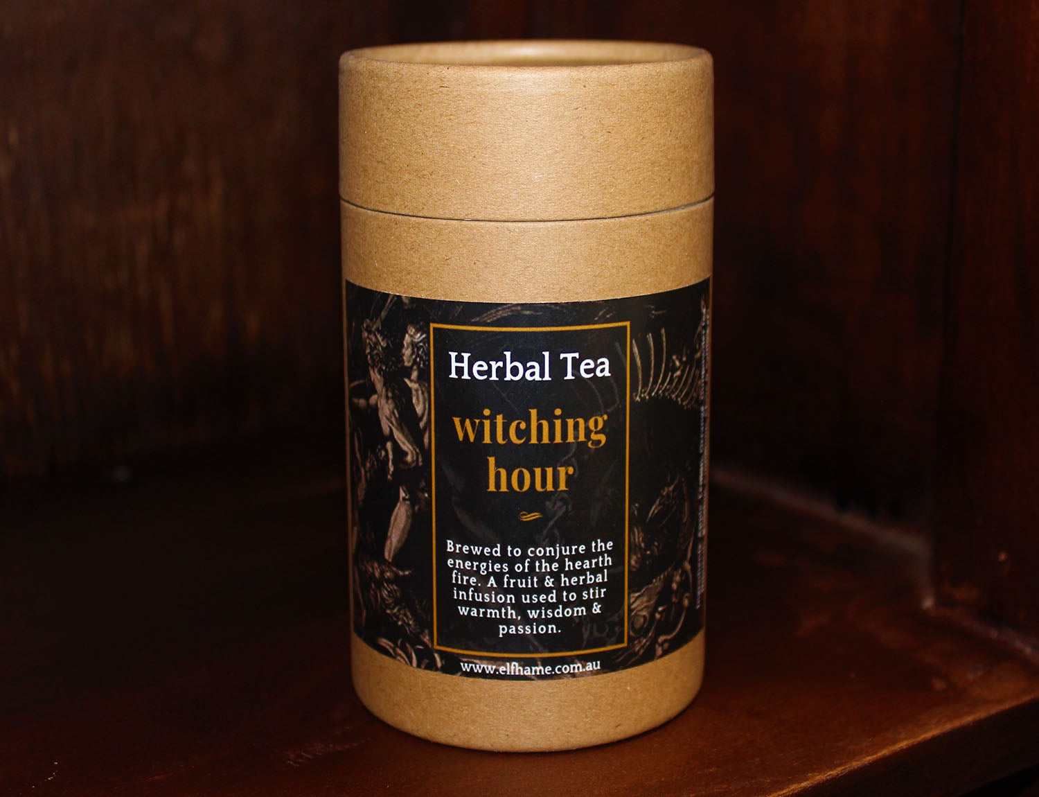 Witching Hour, Herbal Tea