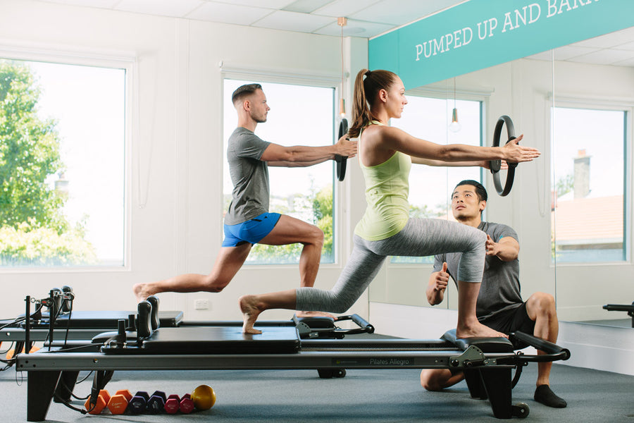 Reformer Pilates - How it can help your training.
