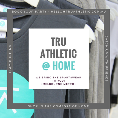 TRU ATHLETIC @ HOME