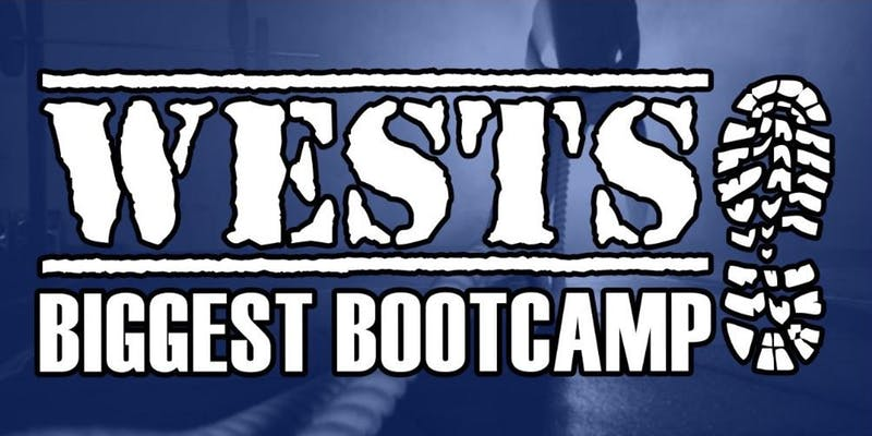 Wests Boot Camp Aug 31