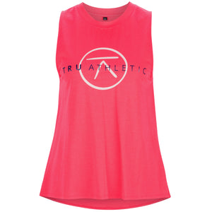 All Rounder Muscle Tee - Watermelon