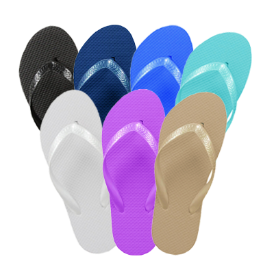 329591bc28f Bulk Flip Flops and Ballet Flats for Wedding Reception Guests