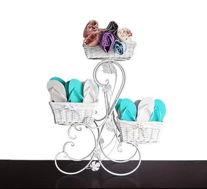 Chic Flip Flop Display - Reception Flip Flops