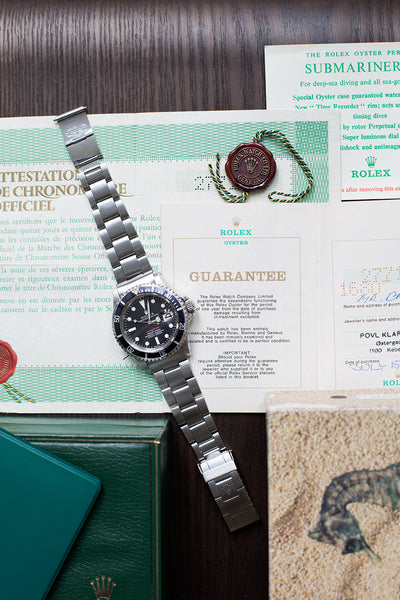 1972 Rolex Submariner Ref:1680 - SOLD