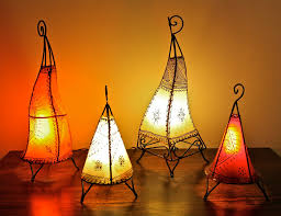 Moroccan Lamps A Colorful Fluorescent Delight Remek