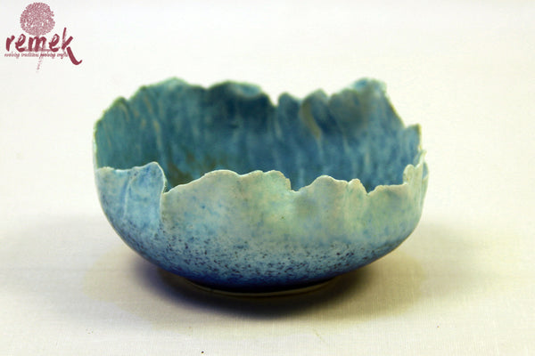 Glazed Ceramic - Simple Bowl