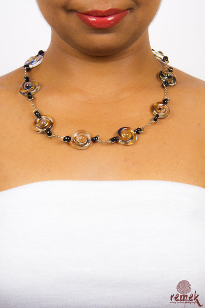 Crystal Jewellery - Sparkling Blue Dew