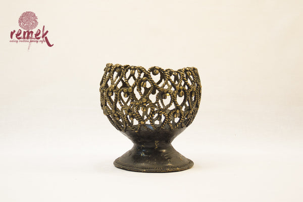 Antique Dhokra Bowl