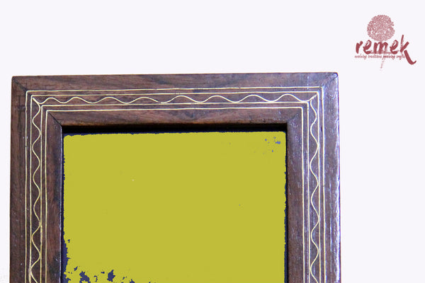 Hand-carved Tarkashi Photoframe