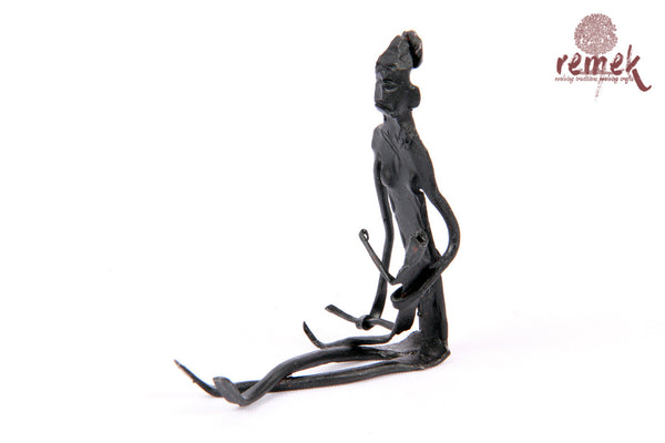 Bastar Wrought Iron Artefact - Gossip Girls