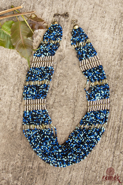 Beads Jewellery - Brilliant Blue