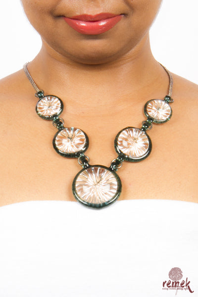 Crystal Jewellery - Exhilarating Emerald