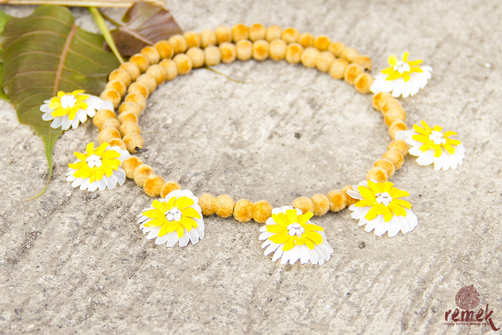 Fish Scale Jewellery - Blossoming Spring