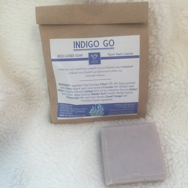 Indigo-Go Soap (Body)