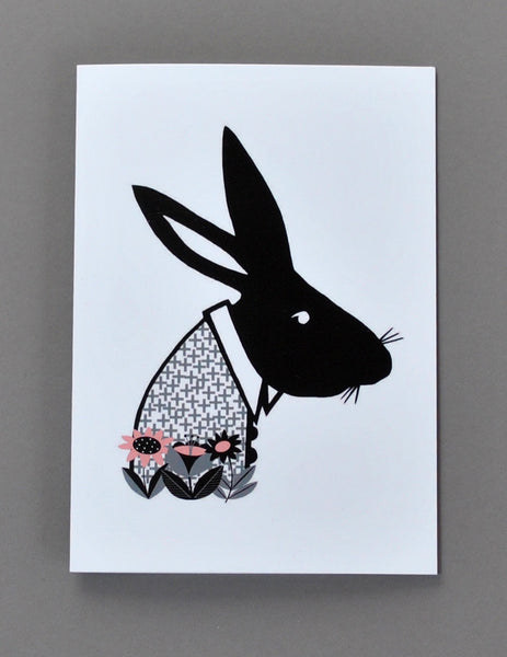 Set of 4 'Alice in Wonderland' Cards - Su Owen Design - 4